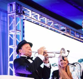 Convention entertainment Orlando, Z Street Band, corporate Entertainment Orlando