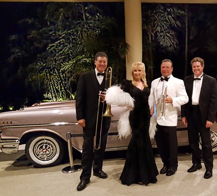 Z Street Band, Swing Band Orlando, convention band Orlando, Old Hollywood Glamour theme, Old Hollywood Glamour theme event, Vintage Band Orlando, Corporate entertainment Orlando, corporate Entertainment Tampa, Corporate entertainment Sarasota, corporate Entertainment St. Petersburg, Orlando Event Band